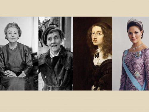 Female pioneers of Sweden